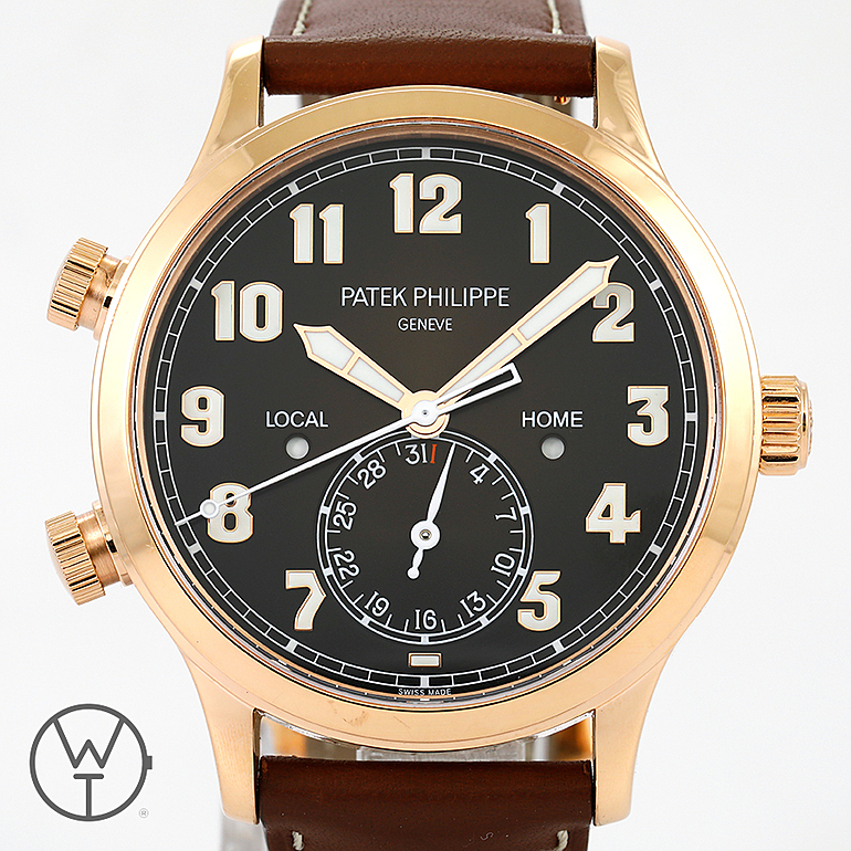 PATEK PHILIPPE Grand Complications Ref. 5524R-001