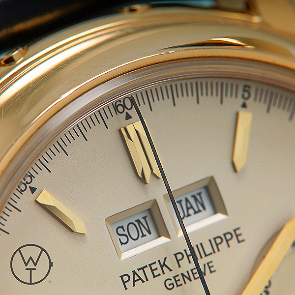 PATEK PHILIPPE Grand Complications Ref. 3970E