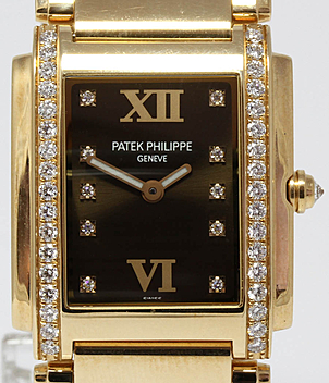 Patek Philippe Twenty~4 Ref. 4910 R Jahr 2001 Damenuhren | Meertz World of Time