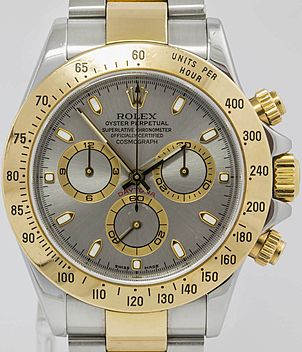 Rolex Daytona Cosmograph Ref. 116523 Jahr 2001 Herrenuhren | Meertz World of Time