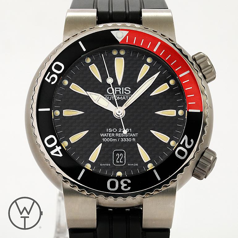 Oris Divers Ref. 633-7541