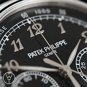 PATEK PHILIPPE Grand Complications Ref. 5370P-001