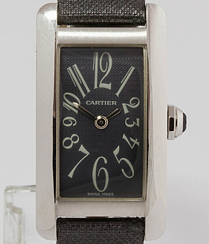 Cartier Tank Américaine Ref. 1713 Jahr ca. 2005 Damenuhren | Meertz World of Time