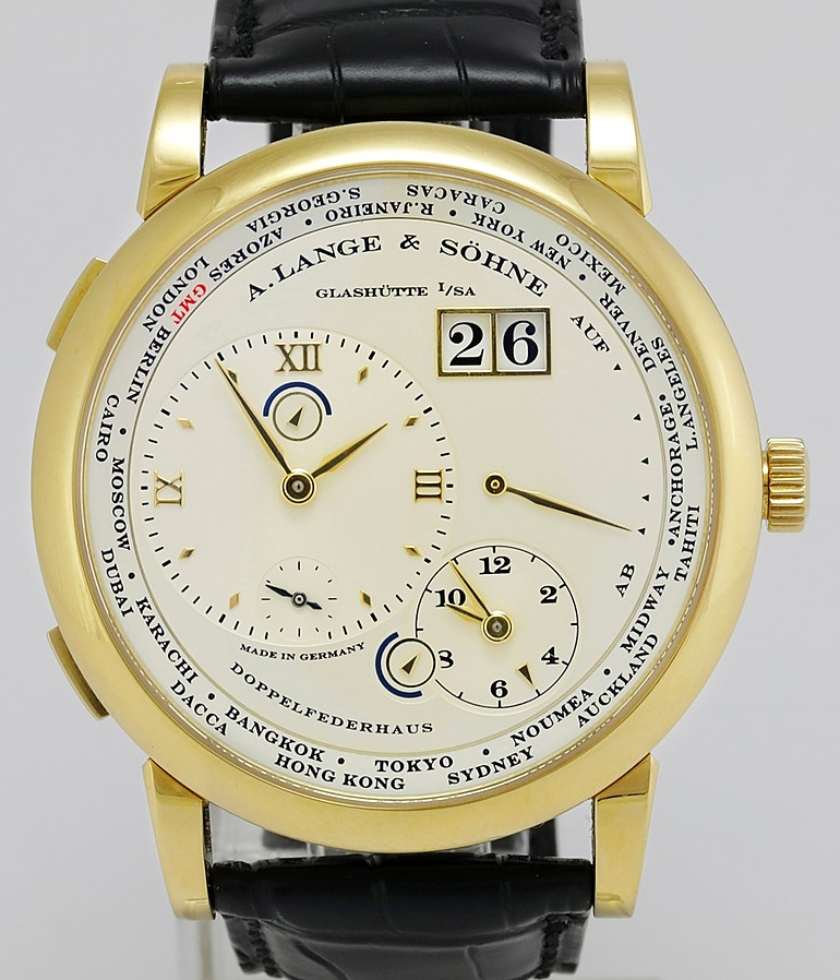 Lange & Söhne Lange I RefId 116.021 year 2005 Gents Watches | Meertz World of Time