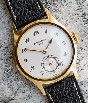 Patek Philippe Ref. 565 Jahr 1946 Herrenuhren, Vintage | Meertz World of Time