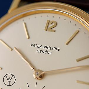 PATEK PHILIPPE Calatrava Ref. 2584