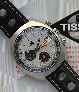 Tissot Navigator | Meertz World of Time