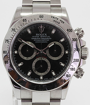 Rolex Daytona Cosmograph Ref. 116520 Jahr 2009 Herrenuhren | Meertz World of Time