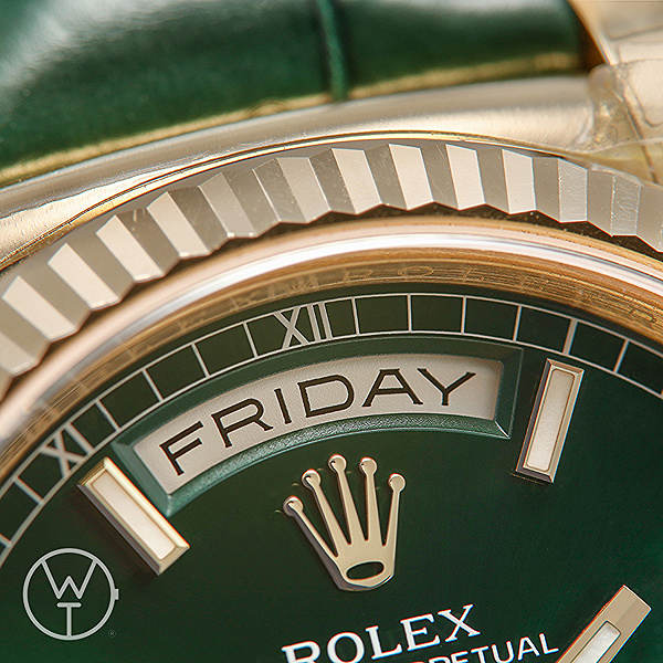 ROLEX Day Date Ref. 118138