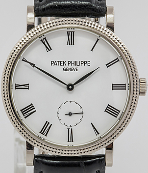 Patek Philippe Calatrava Ref. 7119G-010 Jahr 2011 Herrenuhren | Meertz World of Time