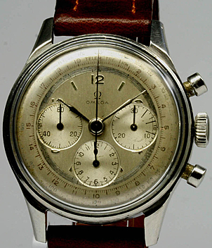 Omega Ref. 2278-3 year 1944 Gents Watches, Vintage, Ladies Watches | Meertz World of Time
