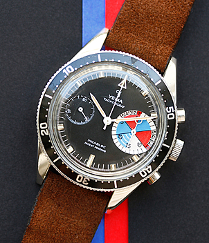 Yema Yachtingraf year 1970 Gents Watches, Vintage | Meertz World of Time