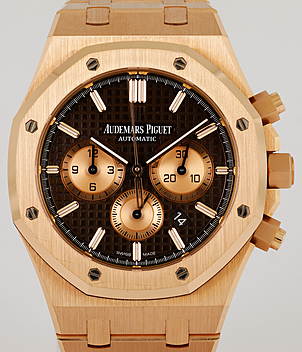 Audemars Piguet Royal Oak Ref. 26331OR.OO.1220OR.02 year 2017 Gents Watches | Meertz World of Time