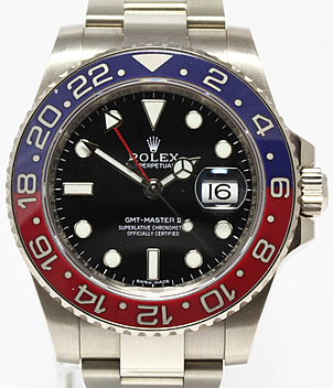 Rolex GMT 116719 BLRO | Meertz World of Time