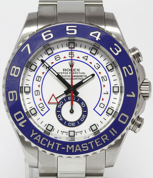 Rolex Yacht Master Ref. 116680 Jahr 2014 Herrenuhren | Meertz World of Time