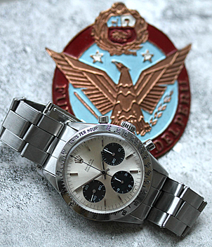 Rolex Vintage Daytona Cosmograph 6239 | Meertz World of Time