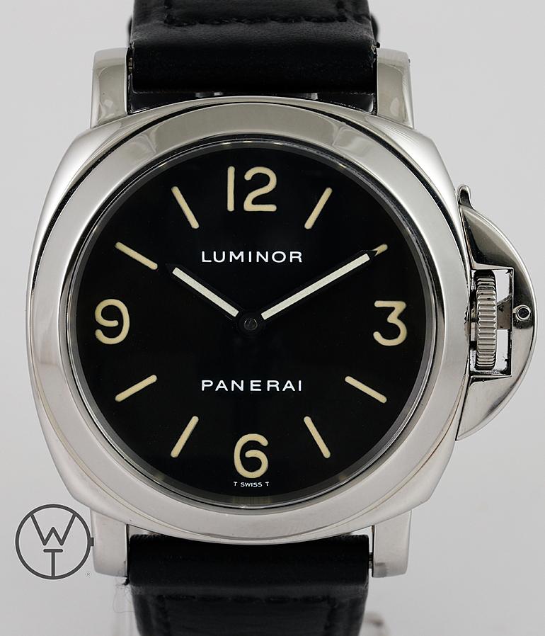 PANERAI Luminor Ref. PAM 002