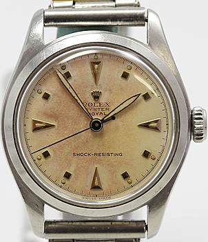 Rolex Vintage Oyster Ref. 6144 year 1953 Gents Watches, Ladies Watches | Meertz World of Time