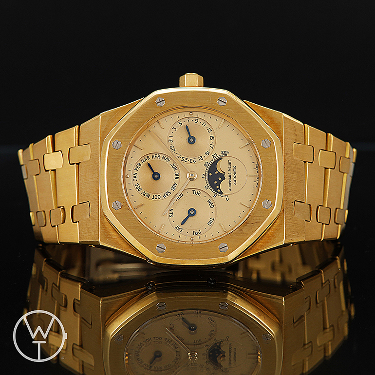 AUDEMARS PIGUET Royal Oak Ref. 25654BA