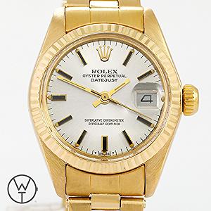 ROLEX Lady Date Ref. 6917