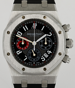 Audemars Piguet Royal Oak Ref. 25979ST/O/0002CA/01 year 2002 Gents Watches | Meertz World of Time