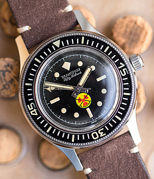 Blancpain Fifty Fathoms Jahr ca. 1965 Herrenuhren, Vintage | Meertz World of Time
