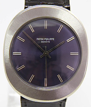 Patek Philippe Backwinder Ref. 3580 Herrenuhren, Vintage | Meertz World of Time