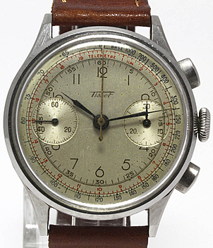 Tissot year 1955 Gents Watches, Vintage | Meertz World of Time