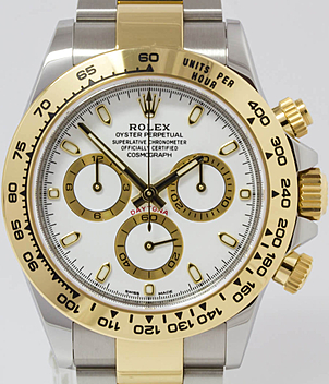 Rolex Daytona Cosmograph 116503 | Meertz World of Time