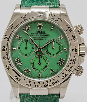 Rolex Daytona Cosmograph 116519 | Meertz World of Time