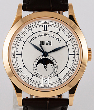 Patek Philippe Calatrava Ref. 5396 R Jahr 2007 Herrenuhren | Meertz World of Time