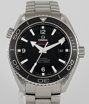 Omega Seamaster Planet Ocean Ref. 52230462101001 year 2016 Gents Watches | Meertz World of Time