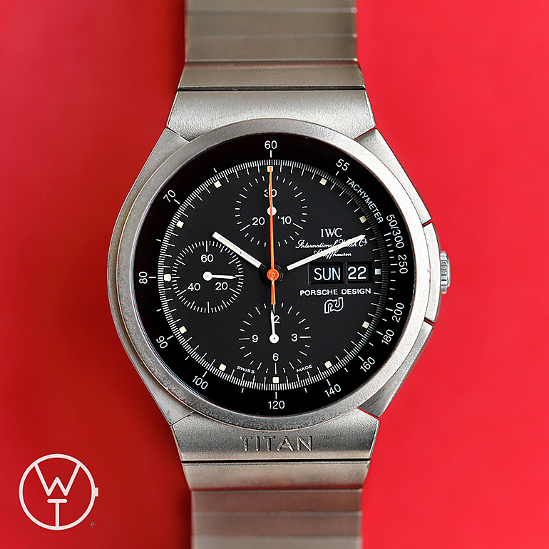 PORSCHE DESIGN by IWC Ref. 3700