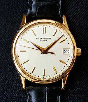 Patek Philippe Calatrava Ref. 3998 Jahr 1994 Herrenuhren, Damenuhren | Meertz World of Time