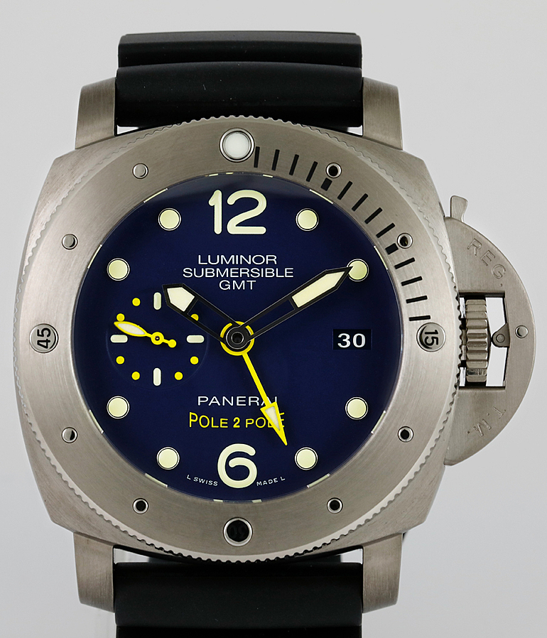 Panerai Luminor Submersible Gents Watches | Meertz World of Time