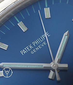 PATEK PHILIPPE Nicht Angegeben Ref. 3587/3G-SCI