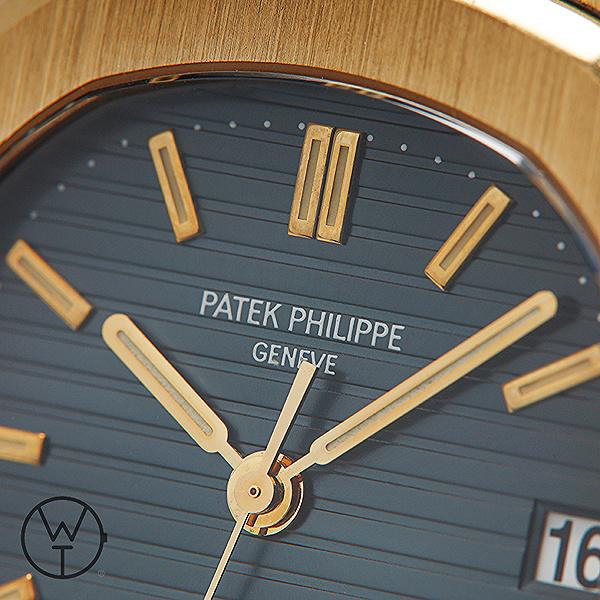 PATEK PHILIPPE Nautilus Ref. 3800/001