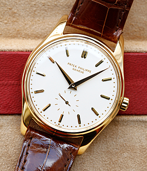 Patek Philippe Calatrava Ref. 2526 Jahr 1956 Herrenuhren, Vintage | Meertz World of Time