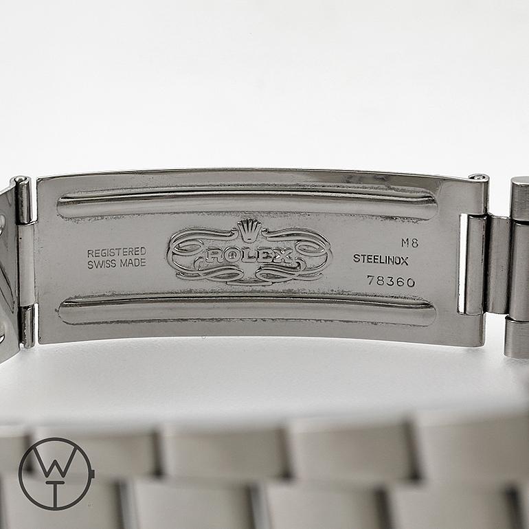 ROLEX Daytona Cosmograph Ref. 16520