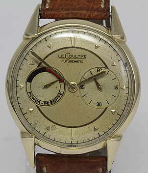 Jaeger LeCoultre Futurematic year ca.1940 Gents Watches, Vintage | Meertz World of Time