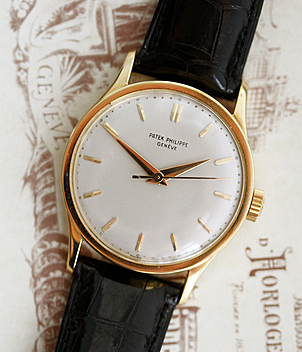 Patek Philippe Calatrava Ref. 570 Jahr 1958 Herrenuhren, Vintage, Damenuhren | Meertz World of Time