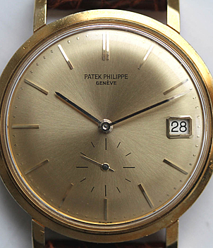 Patek Philippe Calatrava Ref. 3445 Jahr 1965 Herrenuhren, Vintage | Meertz World of Time