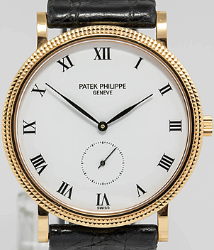 Patek Philippe Calatrava 3919 R | Meertz World of Time