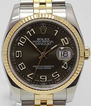 Rolex Datejust Ref. 116233 Jahr 2011 Herrenuhren | Meertz World of Time