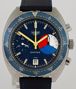 HEUER Skipper Ref. 73463