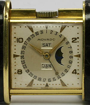 Movado Ermeto | Meertz World of Time