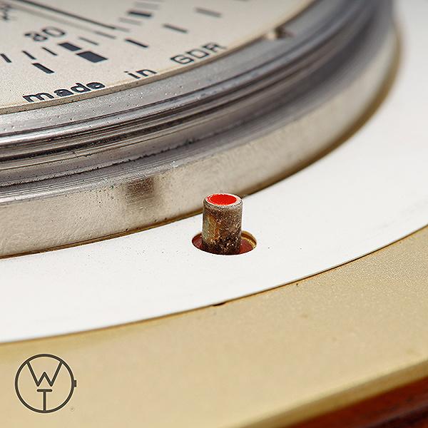 GLASHÜTTER UHRENBETRIEBE Schiffschronometer