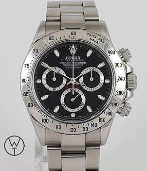 Rolex Daytona Cosmograph Ref. 116520 year 2004 Gents Watches | Meertz World of Time