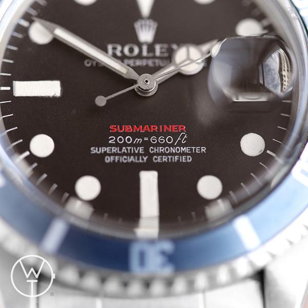 ROLEX Submariner Ref. 1680