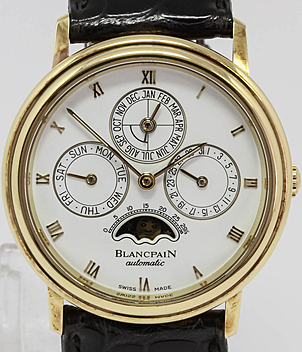 Blancpain Ref. 5495 - 1418 Jahr 1992 Herrenuhren, Damenuhren | Meertz World of Time